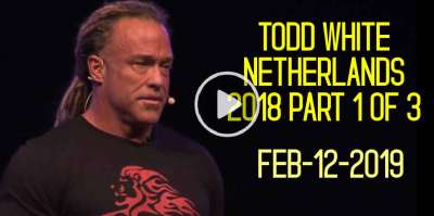 Todd White Netherlands 2018 Part 1 of 3 (February-12-2019)