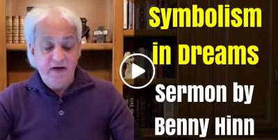 Symbolism in Dreams - Benny Hinn