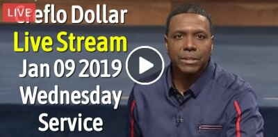 Creflo Dollar Ministries, Wednesday Service (January 09 2019) Live Stream