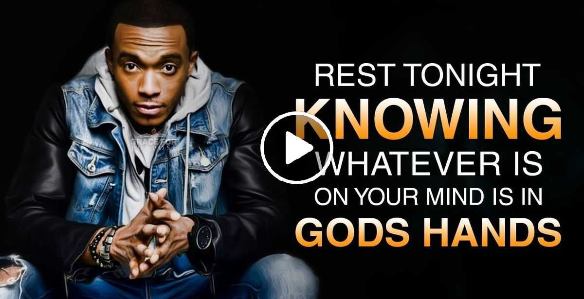 IF IT WASN'T FOR GOD - I DON'T KNOW WHERE I WOULD BE - Christian Motivation