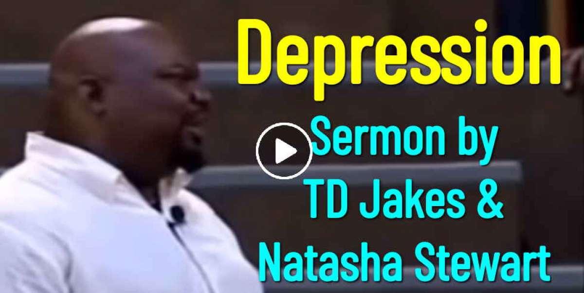 TD Jakes & Natasha Stewart (September-30-2019) Sermon ...