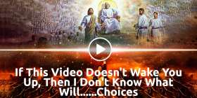 If This Video Doesn't Wake You Up, Then I Don't Know What Will......Choices - Lion of Judah, Christian Motivation