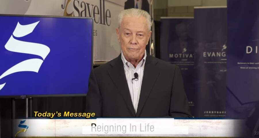Reigning in Life, Part 2 - Jerry Savelle
