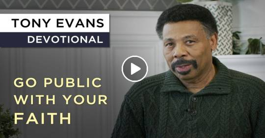 What is a Kingdom Man? - Devotional by Tony Evans (March-12-2019)