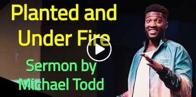 Michael Todd, Sunday Sermon (August 27, 2018) - Planted and Under Fire // Planted Not Buried (Part 3)