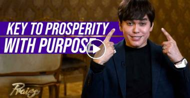 Joseph Prince - Meditate on God's Word for Prosperity with Purpose (March-06-2021)