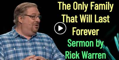 The Only Family That Will Last Forever - Rick Warren (January-06-2020)
