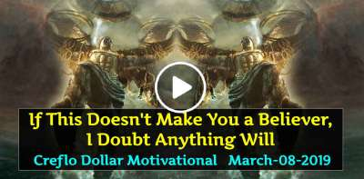 If This Doesn't Make You a Believer, I Doubt Anything Will - Creflo Dollar Motivational (March-08-2019)