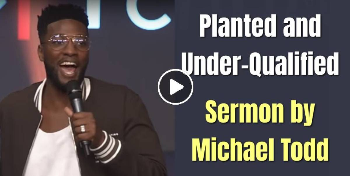 Michael Todd Ministries, Transformation Church - Live Prayer Day 6 - Planted and Under-Qualified
