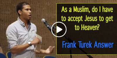 As a Muslim, do I have to accept Jesus to get to Heaven? - Frank Turek