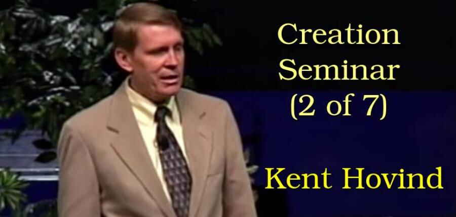 The Kent Hovind Creation Seminar (2 of 7): The Garden of Eden