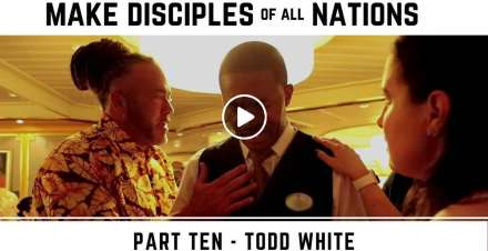 Todd White - Make Disciples of All Nations (December-31-2020)