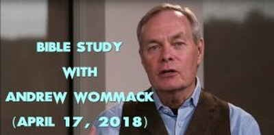 Bible Study with Andrew Wommack - Karen Conrad, Paul Milligan, Billy Epperhart - Law Of Attraction (April 17, 2018)