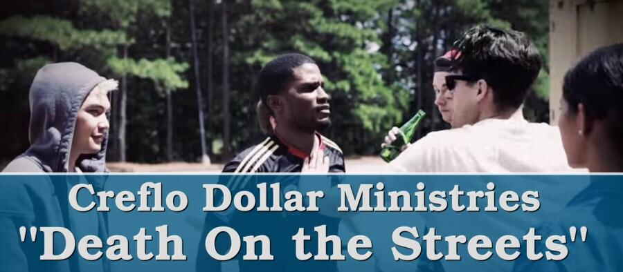 "Creflo Dollar - ""Death On the Streets"" Coming Up on Your World"
