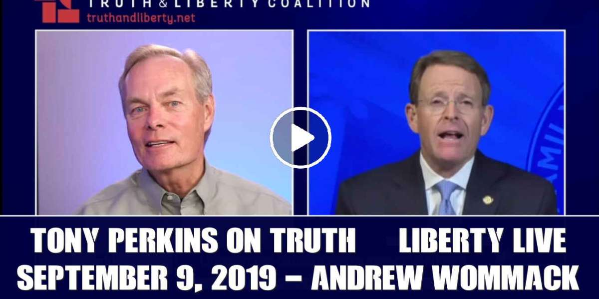 Tony Perkins on Truth & Liberty Live - September 9, 2019 - Andrew Wommack