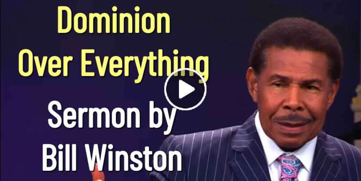 Dominion Over Everything - Planting the Heavens - Bill Winston (January-31-2020)