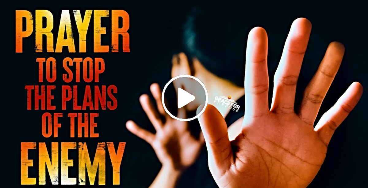 A Powerful Prayer For Victory Over The Devil - Christian Motivation
