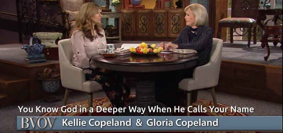 You Know God in a Deeper Way When He Calls Your Name - Gloria Copeland (06-03-2018)