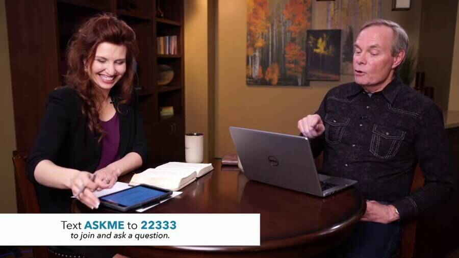 Live Bible Study with Andrew Wommack - April, 4th, 2017 - Andrew Wommack Ministries