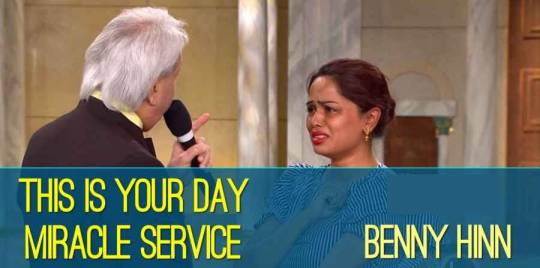 This is Your Day 7394 Miracle Service 180816 - Benny Hinn