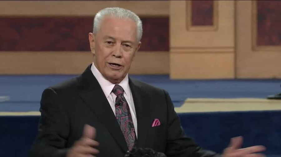 Jerry Savelle - Living In A Continual State of God's Favor, Part 1