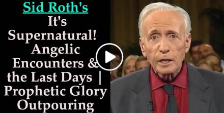 Sid Roth LIVE: Angelic Encounters & the Last Days | Prophetic Glory Outpouring - Sid Roth's It's Supernatural! (September-05-2019)