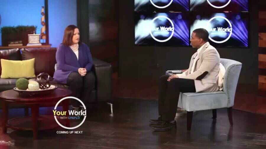 """Everything You Ever Wanted, Part 1"" Your World with Creflo Dollar Ministries"
