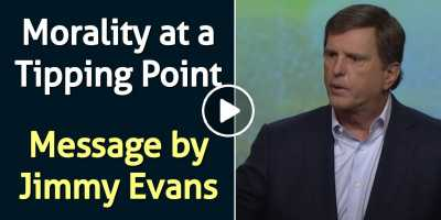 Morality at a Tipping Point - Jimmy Evans (June-09-2020)