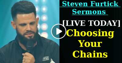 [LIVE TODAY]Choosing Your Chains | Steven Furtick Sermons (June-18-2020)