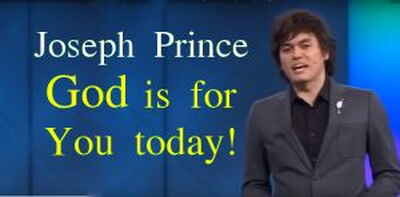 Joseph Prince - God is for you today! - 14 Aug 2011
