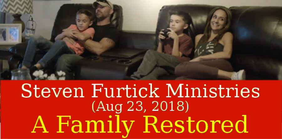 Steven Furtick Ministries, Elevation Church (Aug 23, 2018) - A Family Restored