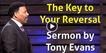The Key to Your Reversal - Tony Evans (January-06-2021)