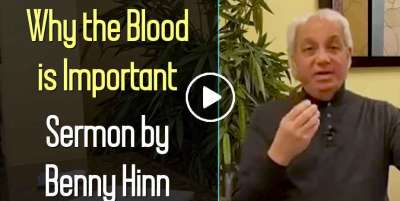 Why the Blood is Important - Benny Hinn (April-07-2020)