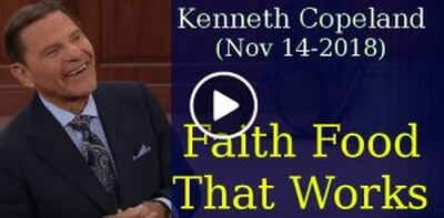 Kenneth Copeland (November-14-2018) - 2018 Washington, D.C. Victory Campaign: Faith Food That Works