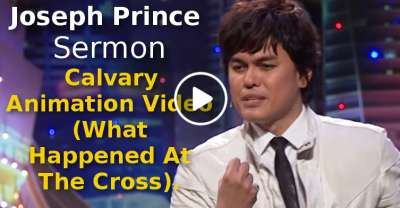 Joseph Prince - Calvary Animation Video (What Happened At The Cross) (August-21-2019)