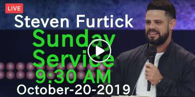 Steven Furtick October-20-2019 Sunday Service 9 30AM - Elevation Church Live Stream