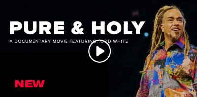 Todd White - Pure and Holy (FREE MOVIE) (December-15-2018)