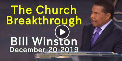 The Church Breakthrough. Facing the Giants - Bill Winston (December-20-2019)