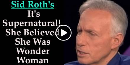 She Believed She Was Wonder Woman - Sid Roth's It's Supernatural! (September-25-2019)