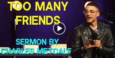 Michael Todd - Sunday Sermon February-25-2019 - Too Many Friends // All Strings Attached (Part 3) (Charles Metcalf)