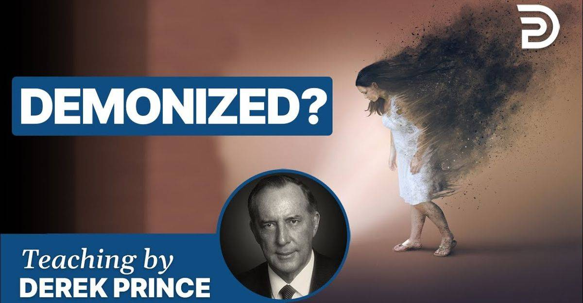 Derek Prince - The Basics of Deliverance, Pt 1 - How To Identify the Enemy