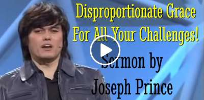Joseph Prince - Disproportionate Grace For All Your Challenges! (May-01-2019)