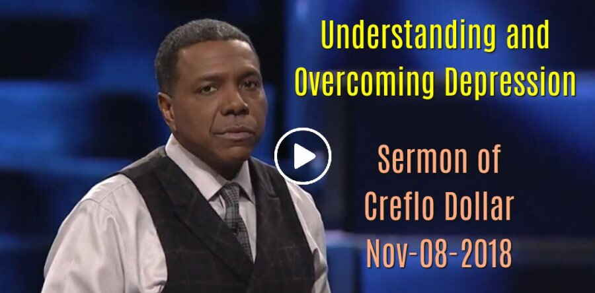 Creflo Dollar (November-08-2018) Sermon: Understanding and ...