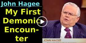 John Hagee: My First Demonic Encounter  (September-25-2020)