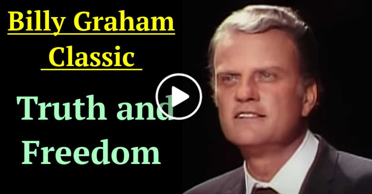 Truth and Freedom | Billy Graham Classic  (October-18-2020)