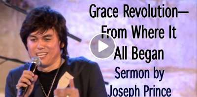 Joseph Prince - Grace Revolution—From Where It All Began (July-08-2019)