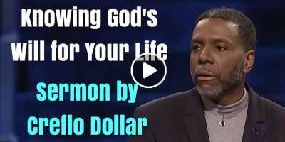 Knowing God's Will for Your Life - Creflo Dollar (April-08-2020)