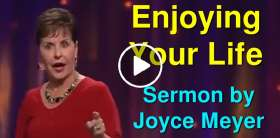 Enjoying Your Life - Joyce Meyer (May-26-2019)