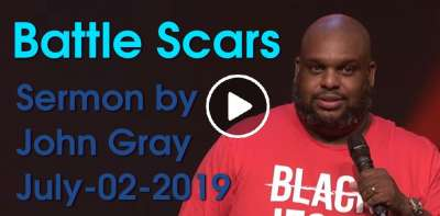 Battle Scars - John Gray (July-02-2019)
