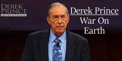 Derek Prince sermon War On Earth - online